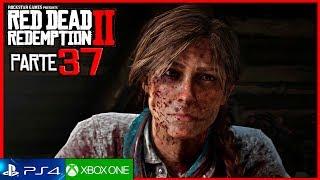 RED DEAD REDEMPTION 2 Parte 37 Gameplay Español | Misiones El Hijo del Rey & Sadie Adler