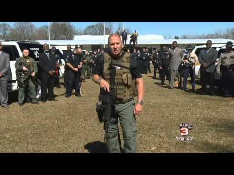 Captain Higgins targets suspected gang members