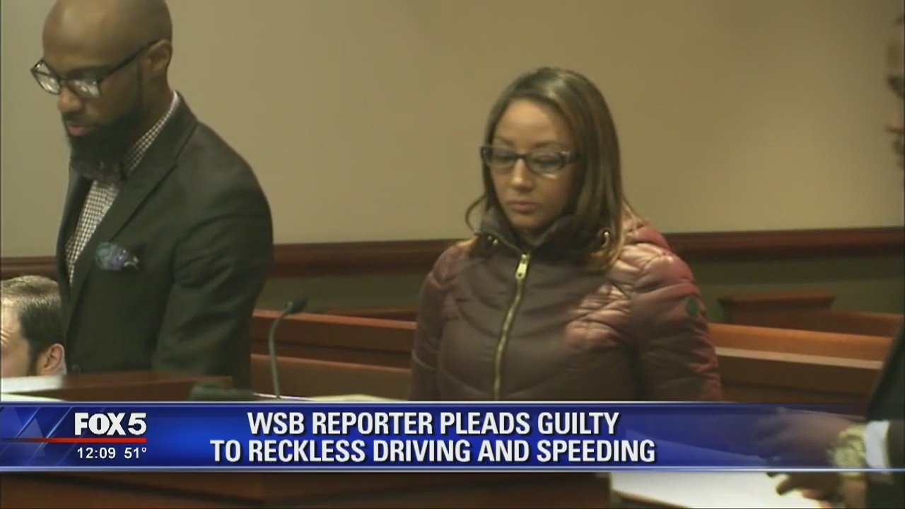 Atlanta TV reporter Tyisha Fernandes appears in court for DUI charges