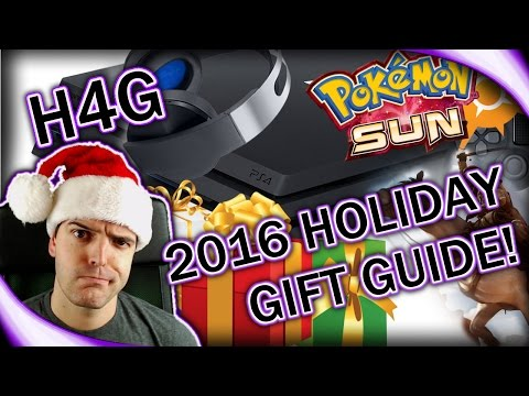2016 Holiday Gaming Gift Guide!!! - What to Buy a Gamer?