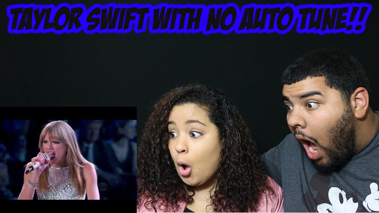 Taylor Swift Real Voice Without Auto Tune Reaction Youtube