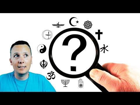 ¿Solo hay una RELIGIÓN VERDADERA y las otras son FALSAS?
