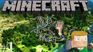 Minecraft # The Pact #S01 - Епизод 1- Тайната база!