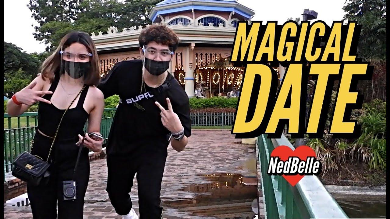 FIRST DATE NAMIN SA EK! | NedBelle (Kasama MiWo at Team Choi)