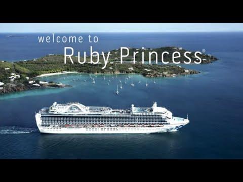 Explore The Ruby Princess Cruise Ship | Princess Cruises