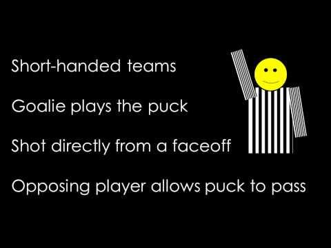 Intro To Hockey: Icing