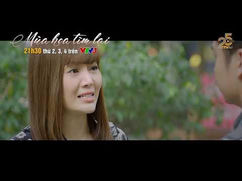 Trailer MÙA HOA TÌM LẠI (Phim nối sóng Hướng dương ngược nắng trên VTV3)