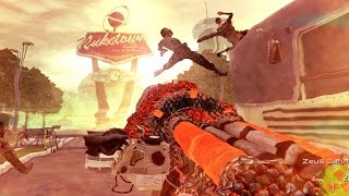 NUKETOWN 2025 ZOMBIES REMAKE! BO2 Multiplayer Map Call of Duty Zombies Gameplay
