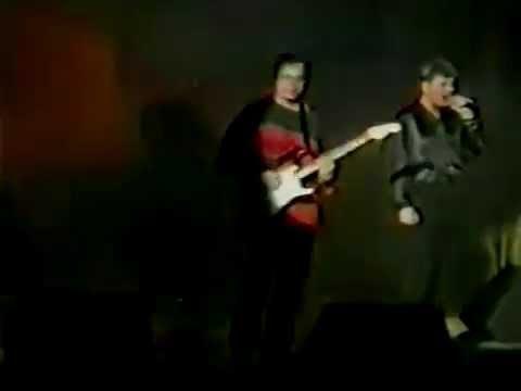 Сектор Газа - Пора Домой (Концерт в г.Томск 1998)