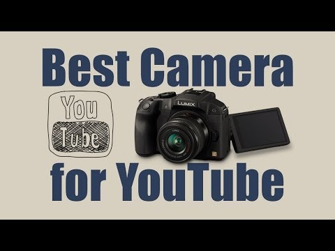 The best kind of camera for YouTube videos - ImageMaven Video