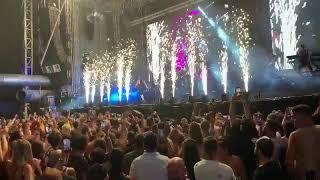 Maluma  Ibiza Live perfonmance