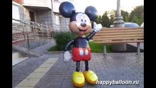 видео Купить фольгированные шары надутые гелием в интернет магазине с доставкой по Москве