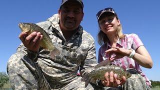 Семейная рыбалка Отличный выходной на реке Плохой клёв но отличный улов