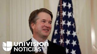 Quién es Brett Kavanaugh, el nominado de Trump para juez en la Corte Suprema estadounidense