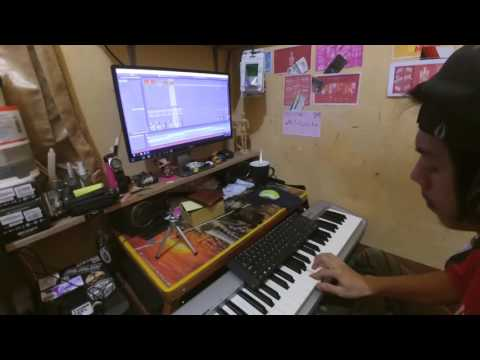 First time looping on Ableton Live 9 Suite (Indonesia)