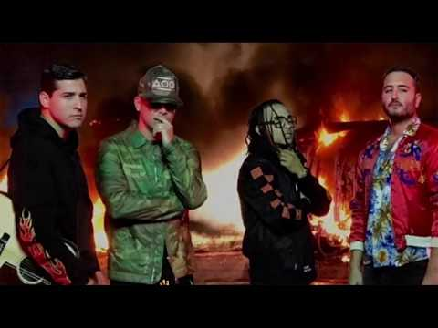 Reik - Me Niego ft. Ozuna, Wisin English Lyrics 2018