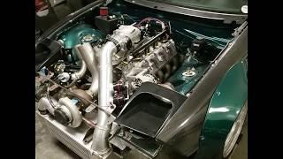Turtle Talk: Turbo LS Miata turbo kit overview.