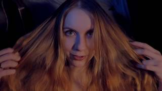 Camping ASMR- GIRL FRIEND is taking CARE after accident - Accent