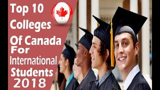 Download Top 10 Colleges Of Canada For International Students 2019 Mp3 and Videos