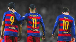 Messi - Suarez - Neymar | MSN ► Skills & Goals 2015/ 2016 HD