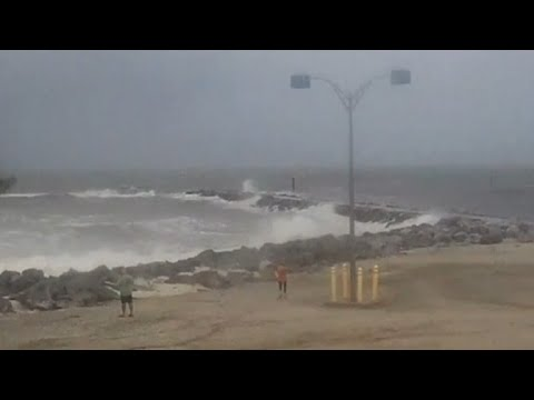 Hurricane Michael approaches Florida's Gulf Coast
