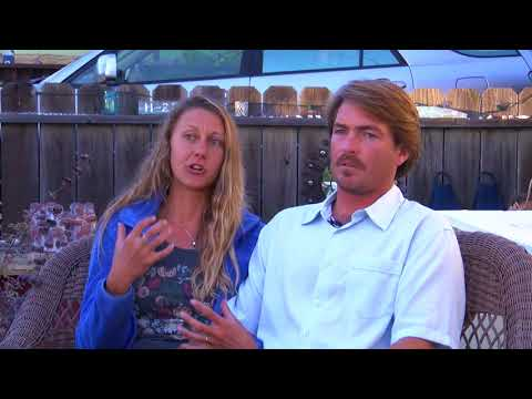 RAW INTERVIEW: Morro Bay hikers find missing woman in Big Sur