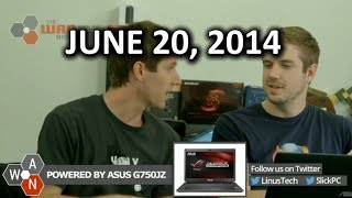 The WAN Show: UBISOFT IS THE NEW EA! - June 20th, 2014