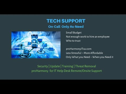 Affordable   Trusted Tech Support