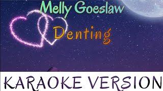 Download Melly Goeslaw - Denting Karaoke