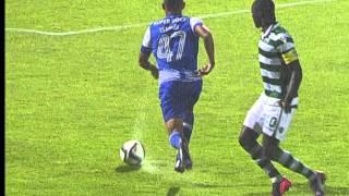 Futebol: FC Porto B-Sporting B, 4-0 (Segunda Liga, 21.ª jornada)