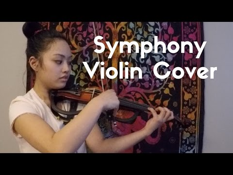 Symphony - Clean Bandit ft. Zara Larsson (Violin Cover)