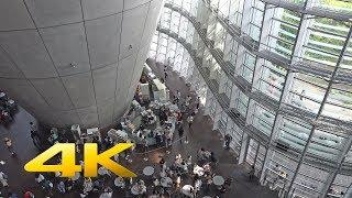 The National Art Center, Tokyo 国立新美術館 (PILOTFLY C45, SONY RX100M4) 4K UHD - TOKYO TRIP