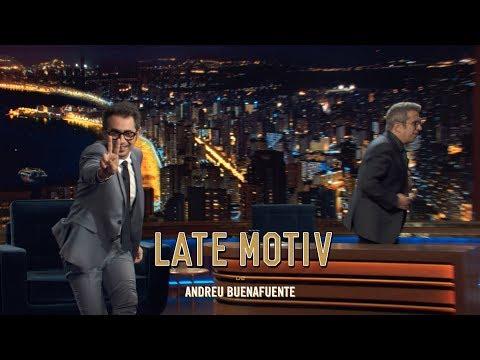 LATE MOTIV - Berto Romero. Jeder | #LateMotiv643