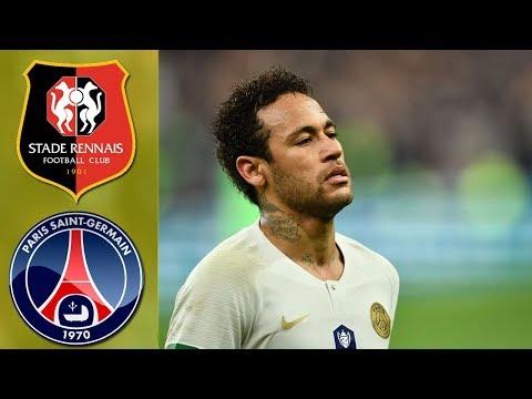 stade-rennes-vs-paris-saint-germain-2-2-(penalty-6-5)-extended-highlights-&-all-goals-2019
