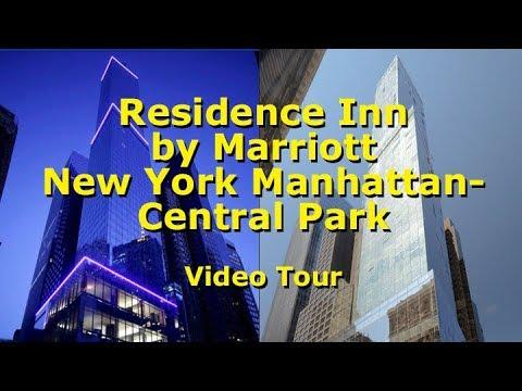 Residence Inn By Marriott New York Manhattan Central Park - Video Tour