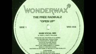 DJ Spinna Ft. The Free Radikals - Open Up (Vocal)