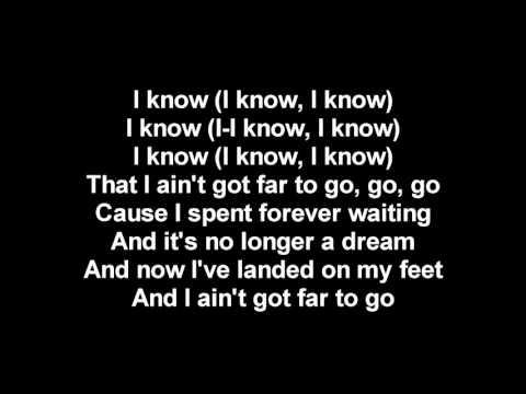 Jess Glynne - Ain't Got Far To Go Lyrics