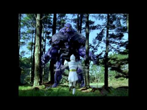 power rangers ALL FIRST MORPH part 2 dino thunder  to jungle fury