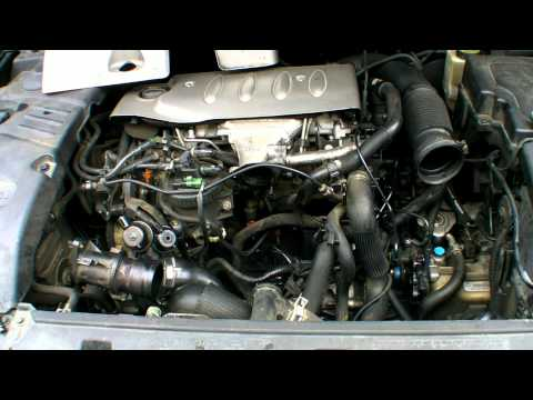 TUTO VIDEO CHANGEMENT DEMAREUR CITROEN C5 PHASE1 2.2 HDI BVA