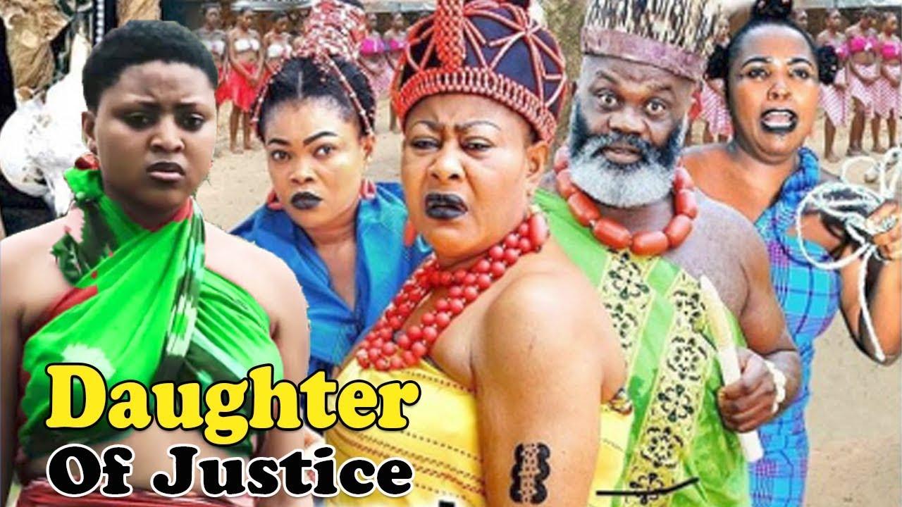 Download Daughter Of Justice Part 1&2 - Regina Daniels& Ngozi Ezeonu Latest Nollywood Movies.