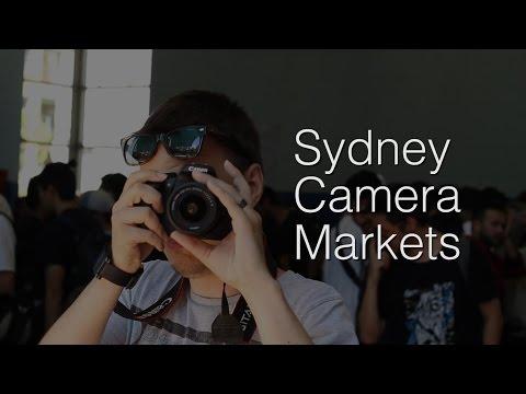 Sydney Camera Markets // LIFE