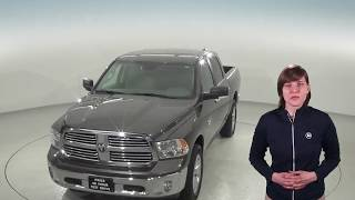 G95100TA - Used 2016 Ram 1500 Big Horn 4WD