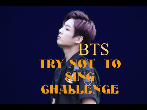 BTS TRY NOT TO SING/DANCE CHALLENGE