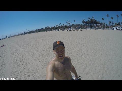 USA #55: Północne plaże LA: Santa Barbara, Malibu oraz Venice