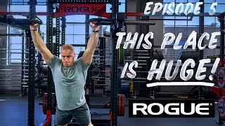 Rogue Fitness HQ Photoshoot - Cole Sager - Ep05