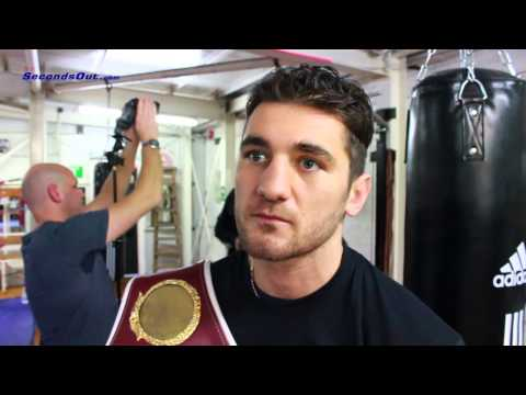 Nathan Cleverly Interview