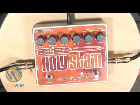 Electro-Harmonix Holy Stain Demonstration, Part One