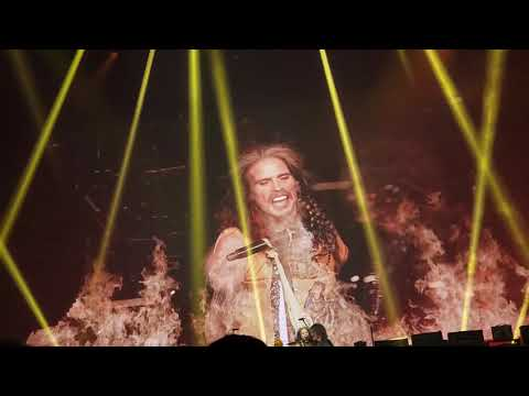 Aerosmith plays classic Toys in the Attic at Park MGM Theater in Las Vegas Apr 6 2019 Mp3