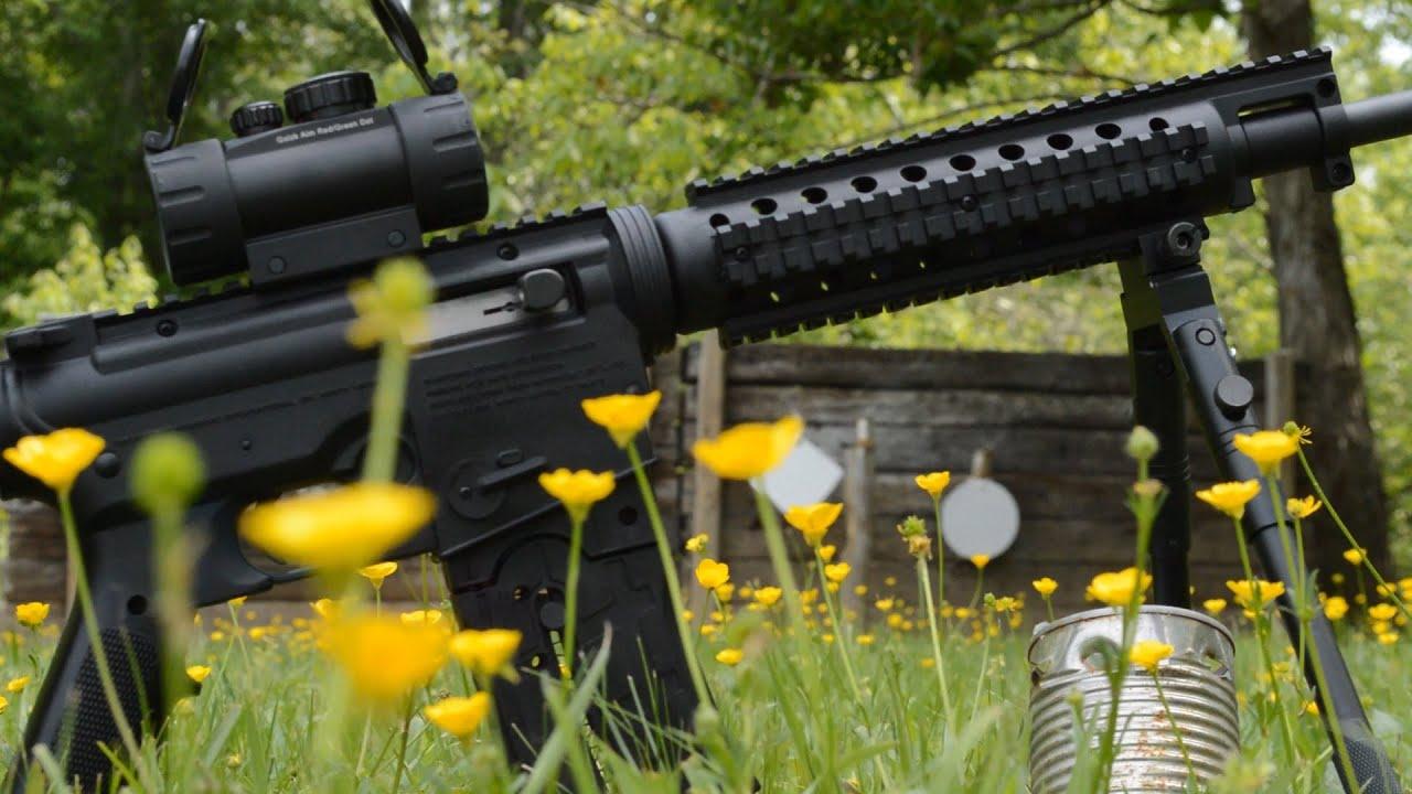 Mossberg 715T tactical 22