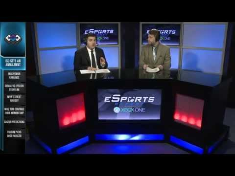 Iso Gets an Annulment (eSports Report - July 17th 2015)